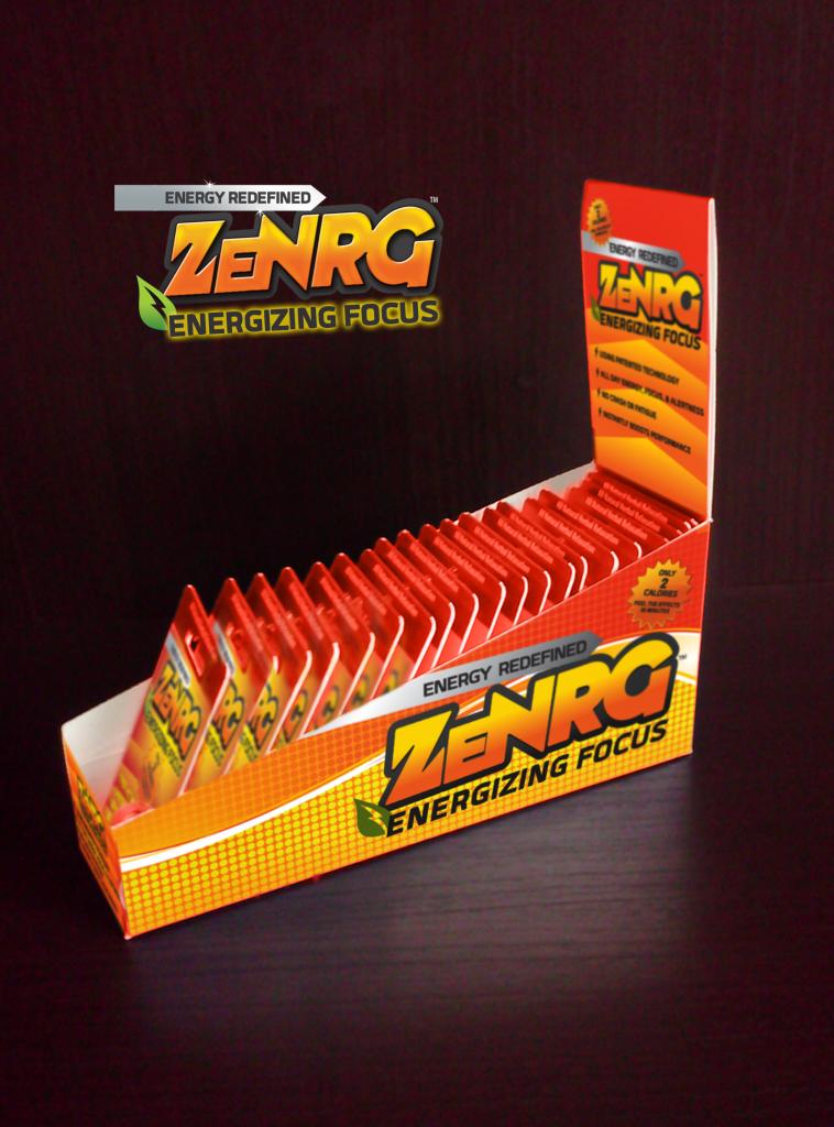 ZeNRG Energizing Focus